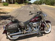 2007 - Harley-Davidson Softail Deluxe